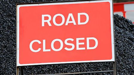 Council warns of roadworks