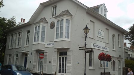 Sidmouth Museum is run by the SVA