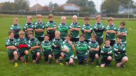 Sidmouth Under-11s