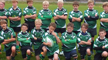 Sidmouth RFC Under-11s