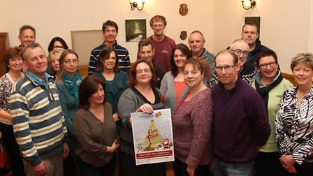 Sidmouth independent bsuiness men and women are gearing up for the festive season and in particular