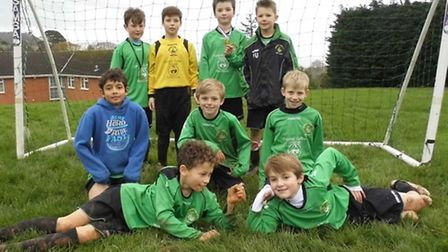 Sidmouth Town Under-10s