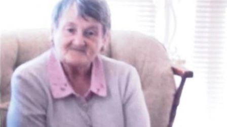 Hilda Mary Oakland, 71, was found dead in a vehicle in Fenny Bridges on Wednesday, December 2.