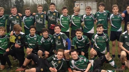 Sidmouth Under-14s