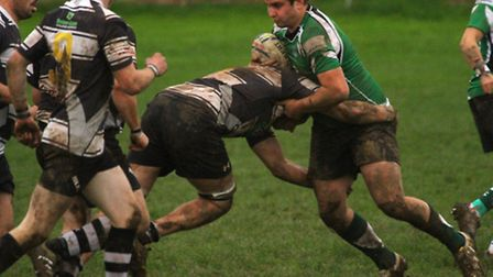 Sidmouth Chiefs played against Torquay at the weekend. Ref shsp 5763-51-15AW. Picture: Alex Walton
