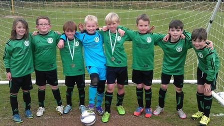 Sidmouth Raiders Under-9s