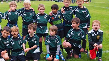 Sidmouth RFC Under-8s
