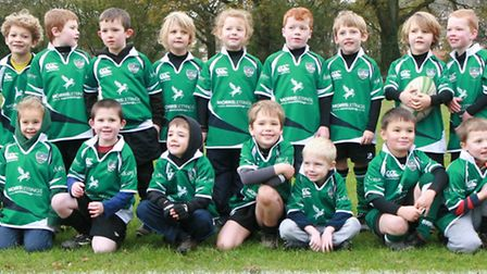 Sidmouth Under-8s