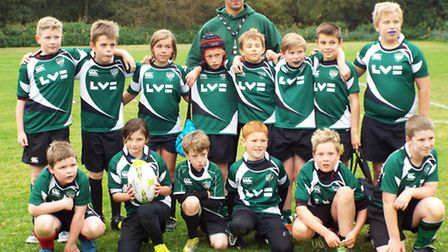 The Sidmouth Under-10s