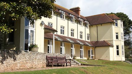 The EDDC offices at Knowle in Sidmouth. Photo by Simon Horn. Ref shs 7705-15-12SH To order your copy