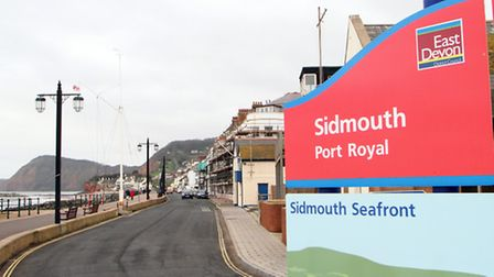 Sidmouth, Port Royal. Picture by Alex Walton. Ref shs 0934-03-12AW