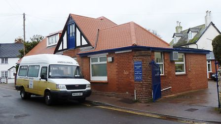 Sidmouth Voluntary Services' home at Twyford House