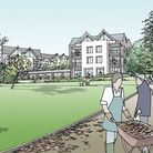 PegasusLife's revised plan for its Plateau site at Knowle