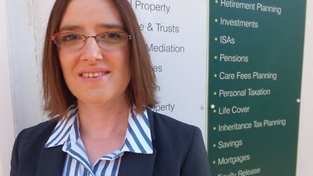 Claire Veness will be working part time at Gilbert Stephens.