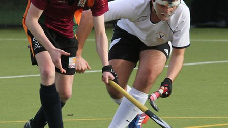 Sidmouth and Ottery first men's team played Wootton Bassett at Sidmouth College on Saturday. Ref shs