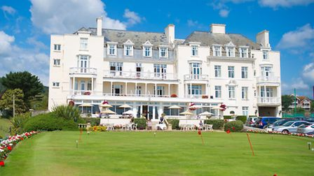 The Belmont Hotel has won a prestigious 'Travellers' Choice' award from TripAdvisor