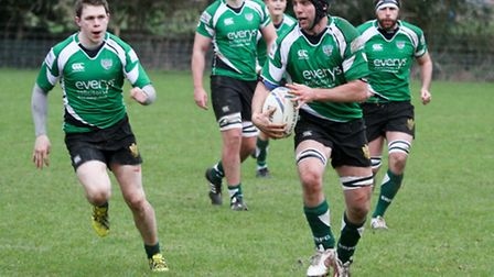Sidmouth chiefs at home to Truro. Ref shsp 05-16TI 0081. Picture: Terry Ife