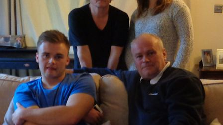 Diane and Stephen Hartwell have launched an appeal to get life-saving treatment for their daughter,