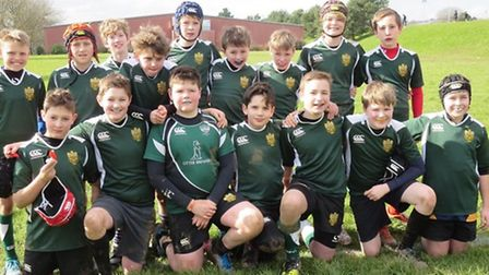 Sidmouth Under-12s