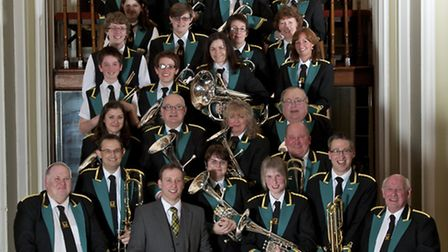 Sidmouth Town Band 50th Anniversary