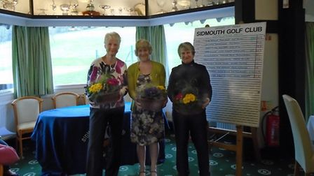 Sidmouth Ladies golf