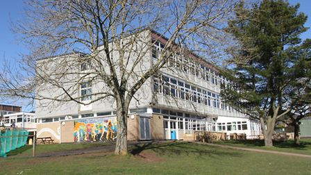 Sidmouth College. Ref shs 8776-10-15SH. Picture: Simon Horn.