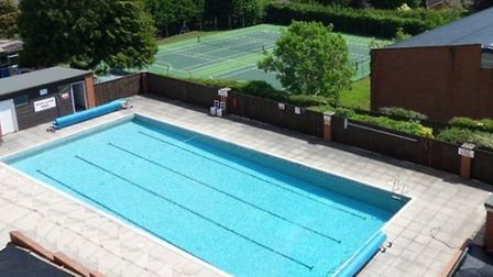 The current pool at St John's School has needed 'considerable maintenance' over recent years