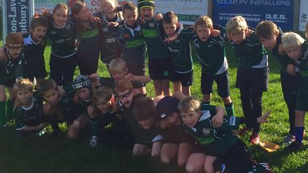 Sidmouth RFC Under-9s