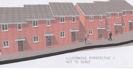 Plans for six houses on the site of Sidford surgery