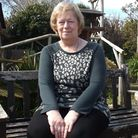 Speaking out: Susan Whitby has had her disability allowance slashed.