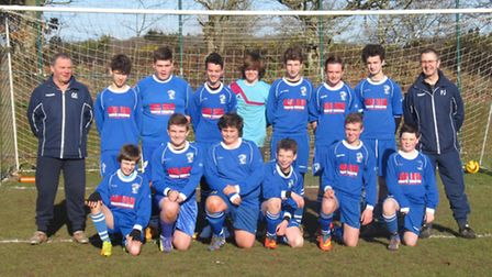 Brixington Blues U14