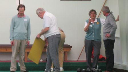Sidmouth Bowls Club Open Day