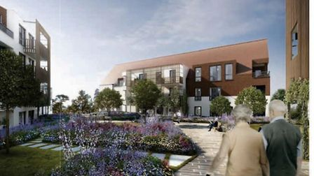 PegasusLife's plans for The Plateau at Knowle