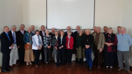 Sidmouth Victoria Hospital Comforts Fund AGM