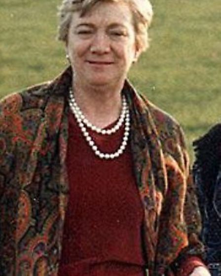 Freda 'Freddie' Hayward was a retired dance teacher and a member of the WI.