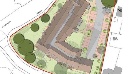 How the redeveloped Green Close could look