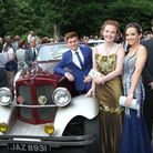 The King's School year 11 prom at Woodbury Park. Ref sho 28-16SH 1660. Picture: Simon Horn.