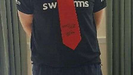 Sidmouth slimmer Glenn Channing was nominated by his local Slimming World group to be crowned on its