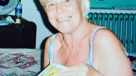 Carol Muldoon, from Newton Poppleford, who died in the Age Concern coach crash on May 13, 2014.