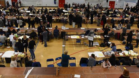 A general election is set to be held on 12 December. Picture: Ken Mears