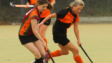 Sidmouth and Ottery Hockey Ladies 4th team played Honiton ladies at the weekend. Ref shsp 1331-42-15