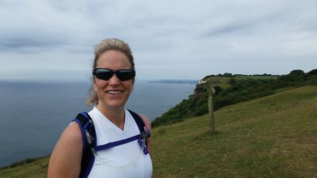 Tracey Paddon is tackling Atlantic Coast Challenge in memory of her dad