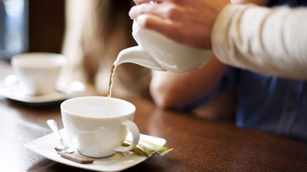 We want to know what colour the perfect cup of tea should be.
