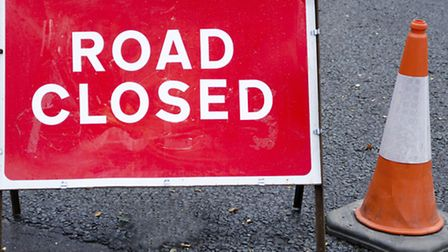 The roads will be closed in Congresbury.