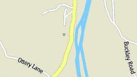 A riverside route for the cycle path would avoid the proposed business park site