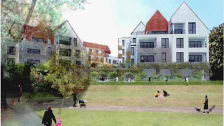 Design of Knowle from PegasusLife's design and access statement on October 28.