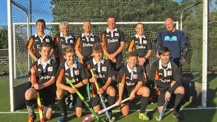 Sidmouth and Ottery Hockey Club men's fifth team