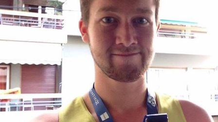 Steve Gurr ran the Athens Marathon in memory of his grandmother and uncle.