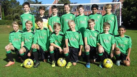 Sidmouth Warriors Under-11s