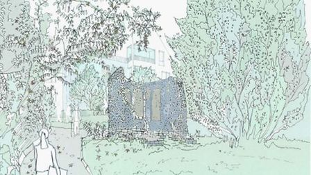 The Summerhouse in PegasusLife's plans for Knowle